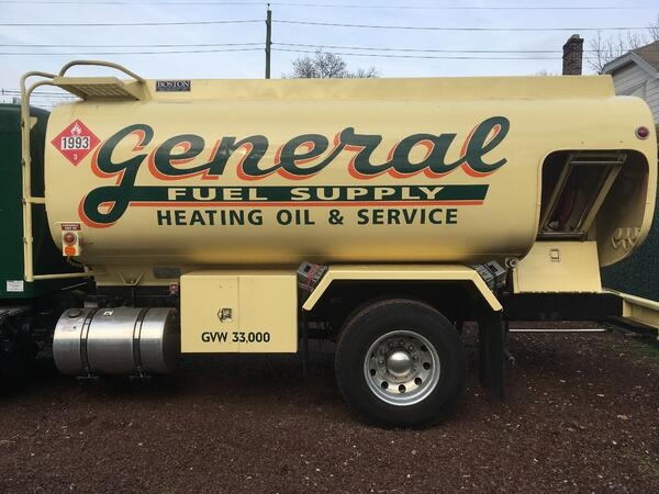 Tanker Truck Vehicle Wraps