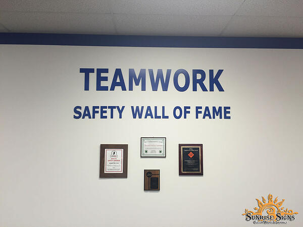 Corporate Teamwork Signs New Jersey