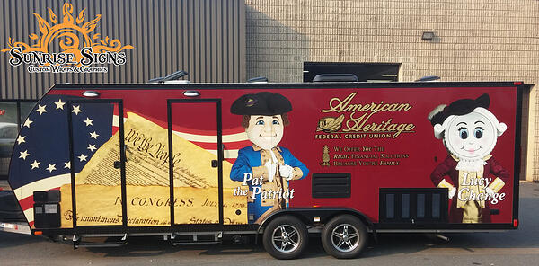 Best Trailer Wraps Philadelphia