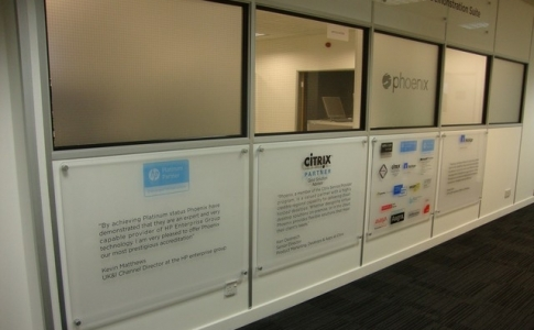 Acrylic Mounted Displays for Your Mission Statement