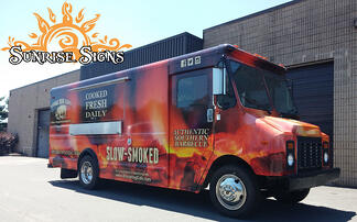 Food Truck Wraps South Jersey