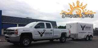 Fleet Vehicle Graphics South Jersey