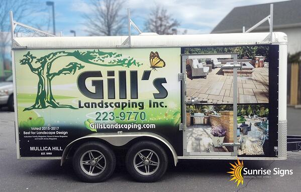 Trailer Wraps South Jersey