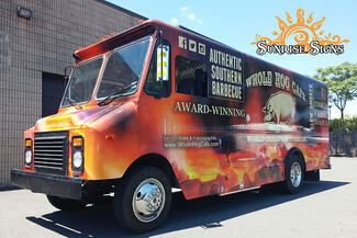 New Jersey Food Truck Wraps
