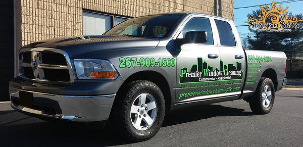 Pick Up Truck Decals and Graphics South Jersey
