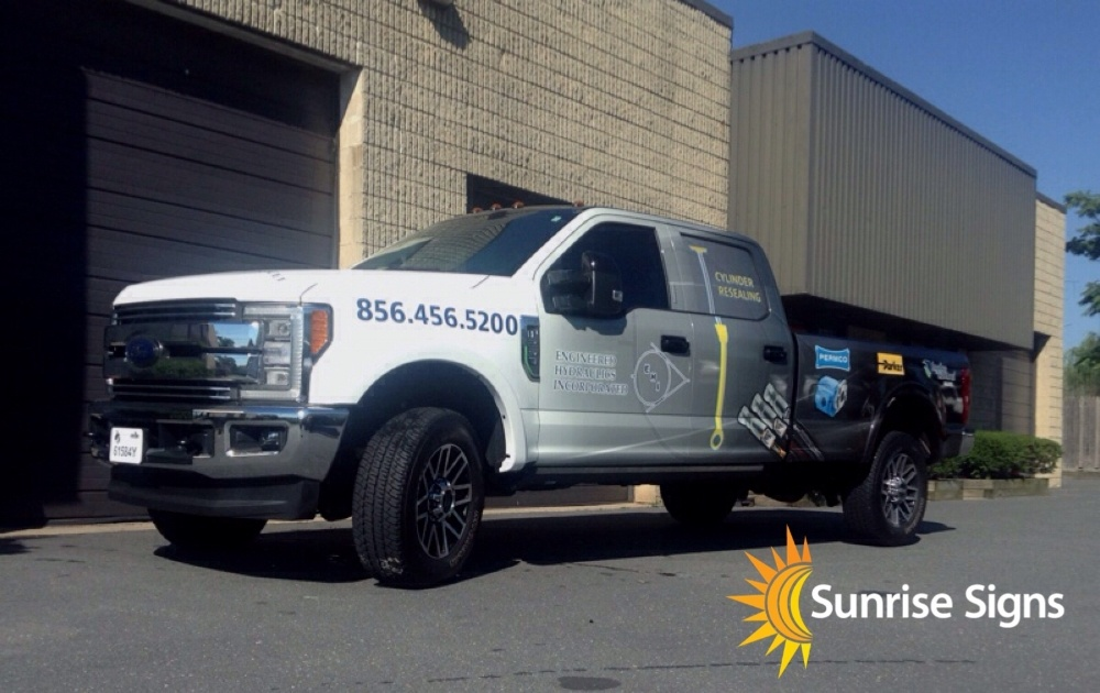 Full Wrap Ford F-250