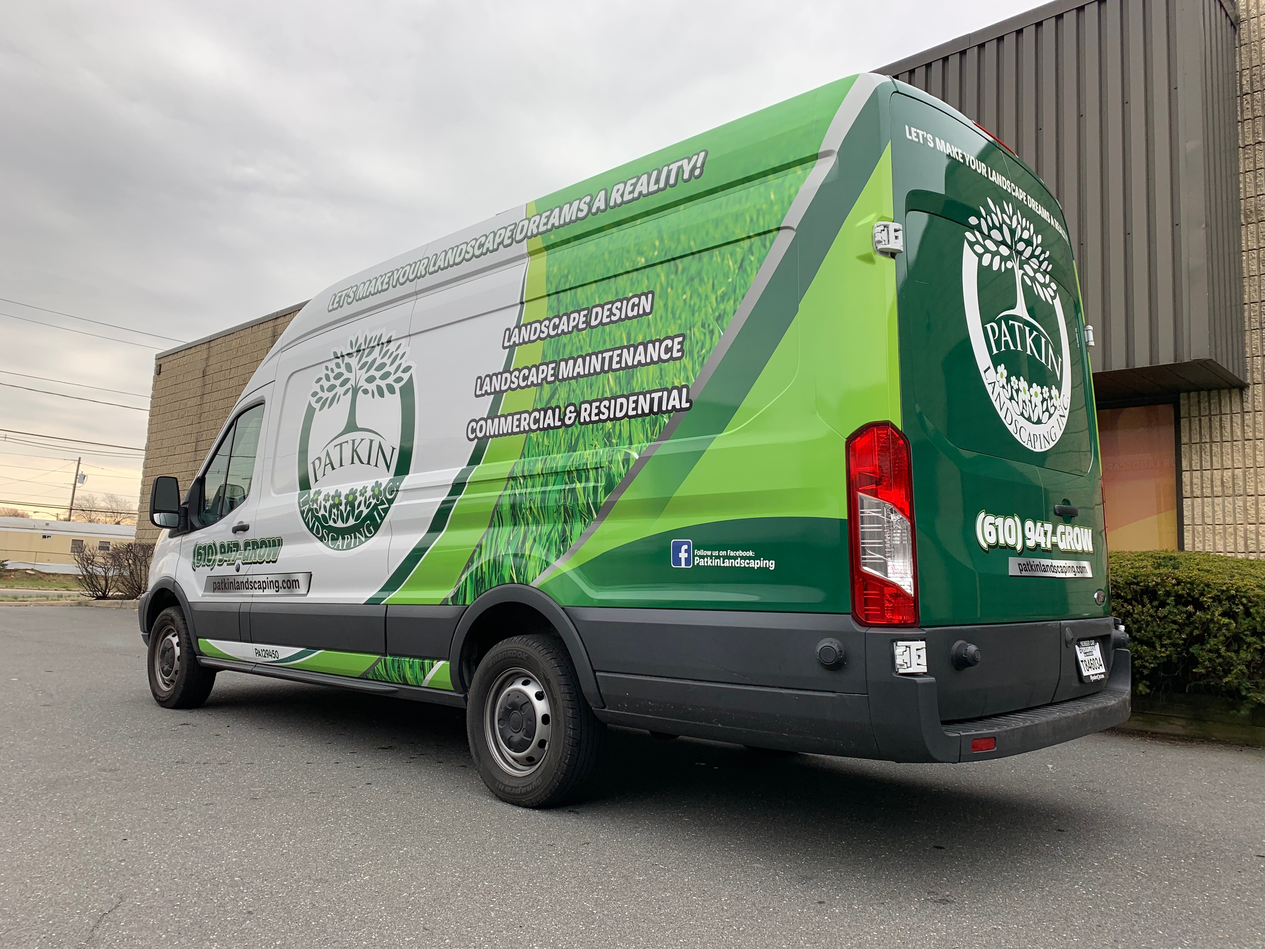 New Jersey Vehicle Graphics