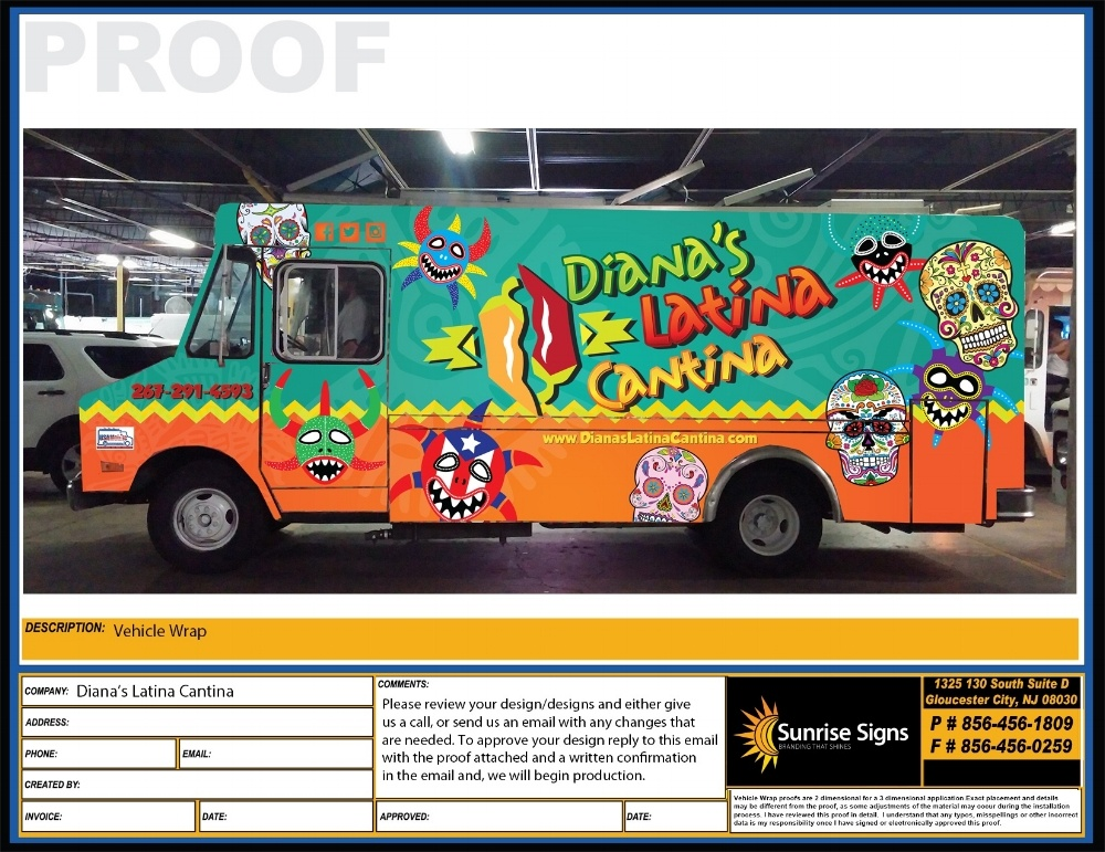 LATINA CANTINA FOOD TRUCK
