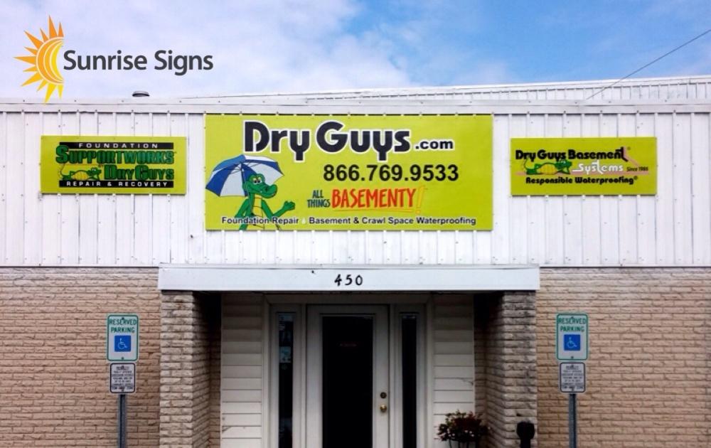 Building Signs Outdoor