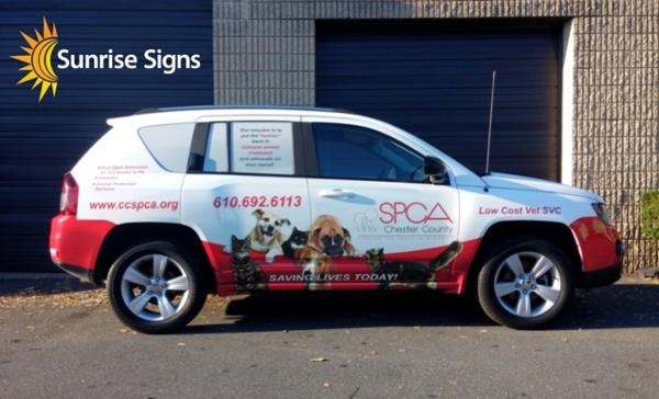 SPCA Full Wrap Mirage