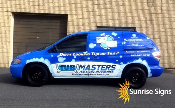 Car Graphics Amp Wraps Idea Gallery Sunrise Signs