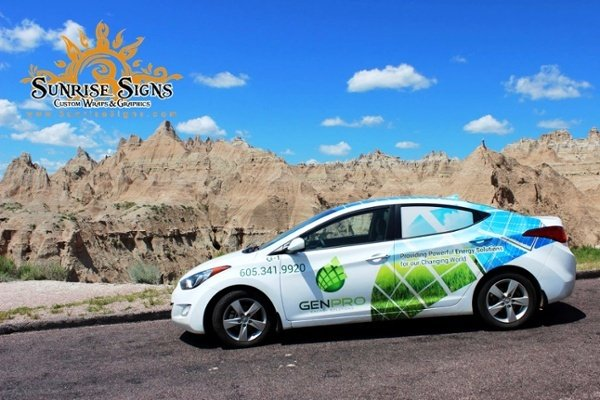 Nationwide Fleet Vehicle Wraps